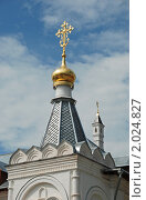 Купить «Усадьба Павловская Слобода», эксклюзивное фото № 2024827, снято 3 июня 2010 г. (c) lana1501 / Фотобанк Лори