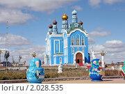 Вид на русский музей (2010 год). Редакционное фото, фотограф Дмитрий Батталов / Фотобанк Лори