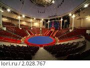 Купить «Арена цирка Никулина в Москве», фото № 2028767, снято 5 июня 2010 г. (c) Losevsky Pavel / Фотобанк Лори