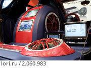 Купить «Внутри Smart больше чем снаружи?», фото № 2060983, снято 29 августа 2007 г. (c) Ольга Денисова / Фотобанк Лори