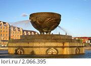 Купить «Парк Тысячелетия, Казань», фото № 2066395, снято 21 августа 2010 г. (c) Art Konovalov / Фотобанк Лори
