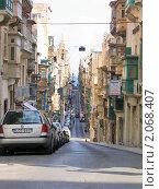 Мальта, Город. Улица (2005 год). Редакционное фото, фотограф Мария Закржевская / Фотобанк Лори