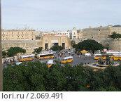 Городской транспорт Мальты (2006 год). Редакционное фото, фотограф Надежда Агафонова / Фотобанк Лори