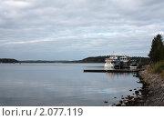 Купить «Осень на озере», фото № 2077119, снято 2 октября 2010 г. (c) Наталья Белотелова / Фотобанк Лори