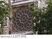 Витраж собора (2010 год). Стоковое фото, фотограф Konstantin / Фотобанк Лори