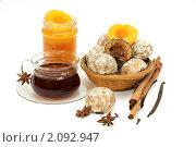 Купить «Чаепитие с пряниками», фото № 2092947, снято 20 октября 2010 г. (c) Татьяна Белова / Фотобанк Лори
