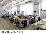"""Купить «Балашиха, авиационная корпорация """"Рубин""""», эксклюзивное фото № 2097575, снято 12 августа 2010 г. (c) Дмитрий Неумоин / Фотобанк Лори"""