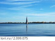 Купить «Калязин. Колокольня собора Николая Чудотворца», эксклюзивное фото № 2099075, снято 25 сентября 2010 г. (c) lana1501 / Фотобанк Лори