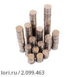 Купить «Монеты», эксклюзивное фото № 2099463, снято 31 октября 2010 г. (c) Юрий Морозов / Фотобанк Лори