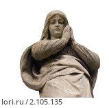 Купить «Статуя Девы Марии Гваделупской. Львов, Украина», фото № 2105135, снято 13 октября 2010 г. (c) Сергей Галушко / Фотобанк Лори