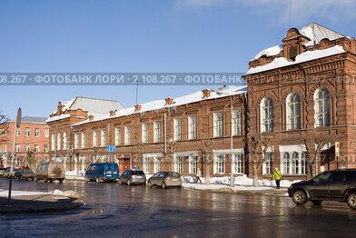 Купить «Художественный музей в городе Череповце», эксклюзивное фото № 2108267, снято 9 марта 2010 г. (c) Солодовникова Елена / Фотобанк Лори