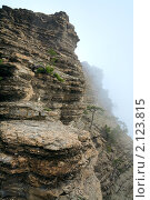 Горный пейзаж. Склон Ай-Петри, Крым, Украина (2009 год). Стоковое фото, фотограф Юрий Брыкайло / Фотобанк Лори