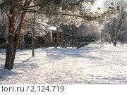Русская зима (2009 год). Стоковое фото, фотограф Юлия Зайцева / Фотобанк Лори