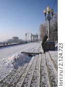 Набережная в Волгограде (2008 год). Стоковое фото, фотограф Юлия Зайцева / Фотобанк Лори