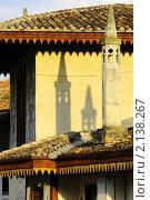 Купить «Ханский дворец - бывшая резиденция крымских ханов. Крым. Бахчисарай», фото № 2138267, снято 6 августа 2020 г. (c) T&B / Фотобанк Лори