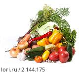 Купить «Овощи», фото № 2144175, снято 28 августа 2010 г. (c) Никончук Алексей / Фотобанк Лори