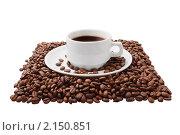 Кофе. Стоковое фото, фотограф Погорелов Владимир / Фотобанк Лори