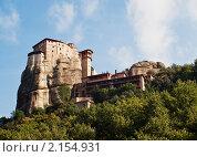 Монастырь Русану. Стоковое фото, фотограф Максим Шагалов / Фотобанк Лори