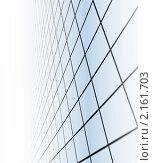 Купить «Абстрактный фон из пересекающихся линий», иллюстрация № 2161703 (c) Сергей Куров / Фотобанк Лори