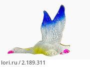 Елочная игрушка. Гусь. 30-е годы 20 века. Стоковое фото, фотограф Dmitry Lameko / Фотобанк Лори