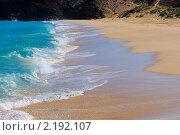 Купить «Северная оконечность острова Грациоза, пляж Лас Кончас; Канарские острова, Испания», фото № 2192107, снято 24 мая 2010 г. (c) Аnna Ivanova / Фотобанк Лори