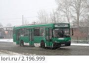 Купить «Снегопад», фото № 2196999, снято 21 апреля 2009 г. (c) Art Konovalov / Фотобанк Лори