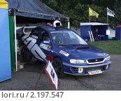 Гоночный автомобиль (2010 год). Редакционное фото, фотограф Дмитрий Никоненко / Фотобанк Лори