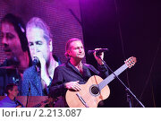 Купить «Леонид Агутин», эксклюзивное фото № 2213087, снято 4 декабря 2010 г. (c) Дмитрий Неумоин / Фотобанк Лори