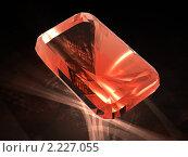 Купить «Рубин», иллюстрация № 2227055 (c) Владимир Ильин / Фотобанк Лори