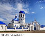 Храм Петра и Павла (2009 год). Стоковое фото, фотограф Бусыгин Борис / Фотобанк Лори