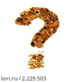 Купить «Вопрос на миллион», иллюстрация № 2229503 (c) Сергей Куров / Фотобанк Лори