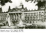 Купить «Германия 1929 год, Берлин, Рейхстаг», фото № 2242575, снято 23 февраля 2019 г. (c) Retro / Фотобанк Лори