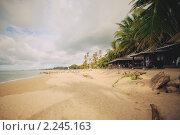 Пляж Маенам, остров Самуи, Таиланд. Стоковое фото, фотограф Роман Богдановский / Фотобанк Лори