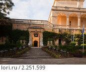 Купить «Дворец Сан Антонио. Аттард, Мальта», фото № 2251599, снято 14 декабря 2010 г. (c) Яков Филимонов / Фотобанк Лори