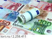 Купить «Евро», фото № 2258411, снято 10 апреля 2010 г. (c) Николай Комаровский / Фотобанк Лори
