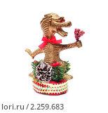 Купить «Дракон», эксклюзивное фото № 2259683, снято 26 декабря 2010 г. (c) Юрий Морозов / Фотобанк Лори