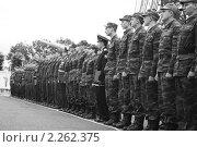 Курсанты (2010 год). Редакционное фото, фотограф Аминова Дарья Рабитовна / Фотобанк Лори