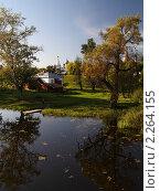 Суздальская осень. Стоковое фото, фотограф Денис Трубецкой / Фотобанк Лори