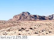 Купить «Цветной каньон. Синай. Египет», фото № 2275355, снято 8 января 2011 г. (c) Екатерина Овсянникова / Фотобанк Лори