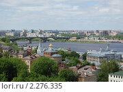 Нижний новгород (2010 год). Стоковое фото, фотограф Равиль Рафагутдинов / Фотобанк Лори