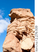 Купить «Цветной каньон. Синай. Египет», фото № 2276939, снято 8 января 2011 г. (c) Екатерина Овсянникова / Фотобанк Лори