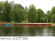 Причал (2010 год). Стоковое фото, фотограф Кирилл Кравченко / Фотобанк Лори