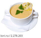 Купить «Суп», фото № 2278203, снято 15 августа 2008 г. (c) паша семенов / Фотобанк Лори