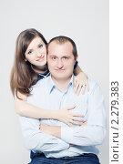 Счастливая пара. Стоковое фото, фотограф SvetlanaPanteleeva / Фотобанк Лори