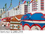 Купить «Уфа - город контрастов», фото № 2280219, снято 12 июня 2009 г. (c) Владимир Ковальчук / Фотобанк Лори