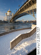 Храм Христа Спасителя (2011 год). Стоковое фото, фотограф Анатолий Аверьянов / Фотобанк Лори