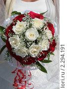 Купить «Букет невесты», фото № 2294191, снято 11 июня 2010 г. (c) Пересыпкина Елена Игоревна / Фотобанк Лори