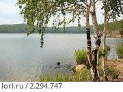 Озеро Серебры. Южный Урал. Стоковое фото, фотограф Ирина Пята / Фотобанк Лори