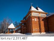 Коломенский дворец (2011 год). Редакционное фото, фотограф Евгений Фролов / Фотобанк Лори