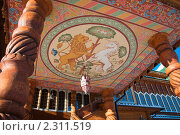 Коломенский (2011 год). Редакционное фото, фотограф Евгений Фролов / Фотобанк Лори